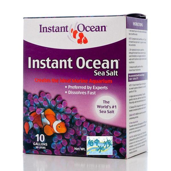{台中水族}法國紅十字-----Instant Ocean 即溶小丑鹽 -2kg 特價