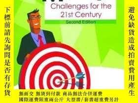 二手書博民逛書店The罕見New Sales Manager: Challenges For The 21st Century-新