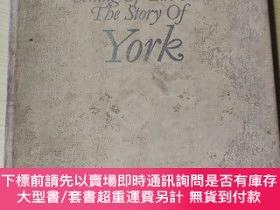 二手書博民逛書店To罕見the Setting of the Sun: The Story of York 大開本插圖版Y45