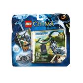 【LEGO 樂高 積木】LT-70109 神獸傳奇 Chima 旋轉樹藤
