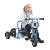 威力救護車 華森葳威力車兒童幼兒教具玩具設備情境社會角色扮演騎乘遊戲平衡感統控制方向學習