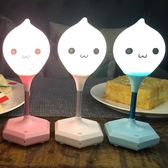 創意錄音留言檯燈usb燈兒童臥室喂奶燈充電led小夜燈《小師妹》dj123