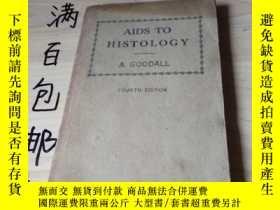 二手書博民逛書店AIDS罕見TO HISTOLOGYY80918 A.GOODA
