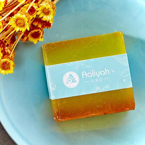 Aaliyah手工皂-向日葵 沐浴保濕1入(不含盒子)