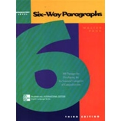 SIX-WAY PARAGRAPHS:INTODUCTORY LEVEl 3/e(調價)