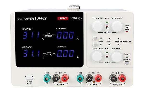泰菱電子◆優利得 UTP-3303 電源供應器 TECPEL
