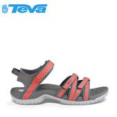 丹大戶外【TEVA】美國 女款 TIRRA 多功能運動涼鞋款 避震/排水/耐磨/平底涼鞋 4266 BDSC 深海珊瑚
