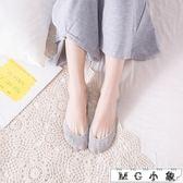 船襪 純棉淺口硅膠防滑低幫夏季船襪