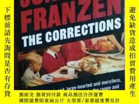 二手書博民逛書店英文原版書罕見The Corrections Paperback