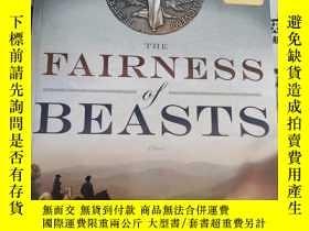 二手書博民逛書店Fairness罕見of BeastsY28297 gar la