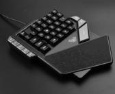 機械手感單手鍵盤有線游戲吃雞手機小鍵盤LOL