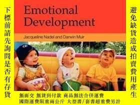 二手書博民逛書店Emotional罕見Development: Recent R