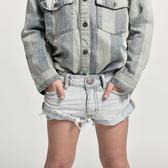 ONETEASPOON童裝牛仔短褲-KIDS BANDITS-(藍)