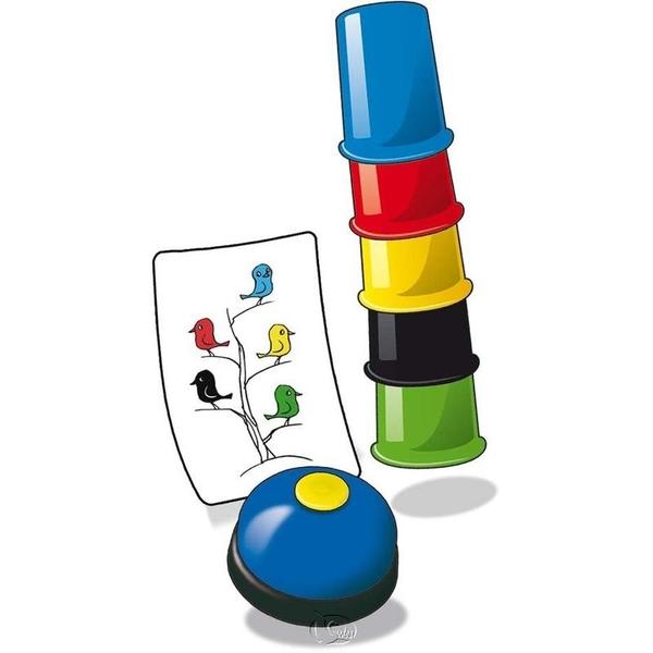 【新天鵝堡】快手疊杯SPEED CUPS←桌遊 遊戲 活動 益智