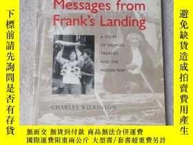 二手書博民逛書店Messages罕見from Frank s Landing: