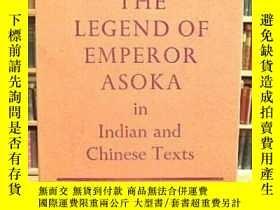 二手書博民逛書店【包罕見】The Legend of Emperor Asoka