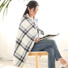 頸肩保暖披肩加厚月子護肩產後餵奶空調房女春秋冬披風斗篷辦公室
