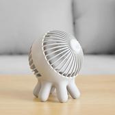 MUID小型風扇usb辦公室充電扇靜音創意可愛學生桌面台式迷你風扇 韓美e站