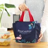 保冷袋--裝飯盒的手提包便當包帆布加厚保溫飯盒袋子大號防水午餐包保冷袋  多莉斯