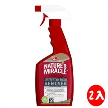8in1 美國 自然奇蹟 活氧酵素去漬除臭噴劑(清新香味) 24oz/709ml X