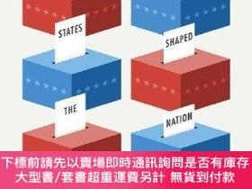 二手書博民逛書店How罕見The States Shaped The NationY255174 Melanie Jean S