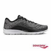 SAUCONY KINVARA 8 LR 專業訓練鞋款-麻灰X黑