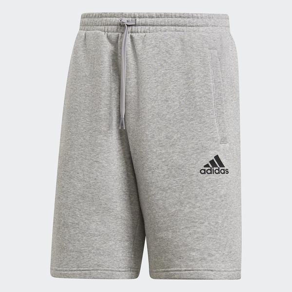 Adidas TAN SWT GR SHO MGREYH [DT9849] 男 運動 休閒 短褲 舒適 棉質 愛迪達 灰