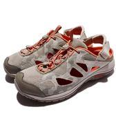 Merrell 涼鞋 Zeolite Edge Shandal 米色 灰 橘 女鞋 戶外 溯溪 【PUMP306】 ML343965