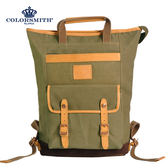【COLORSMITH】MO・手提可收納後背兩用包・MO1389-OV