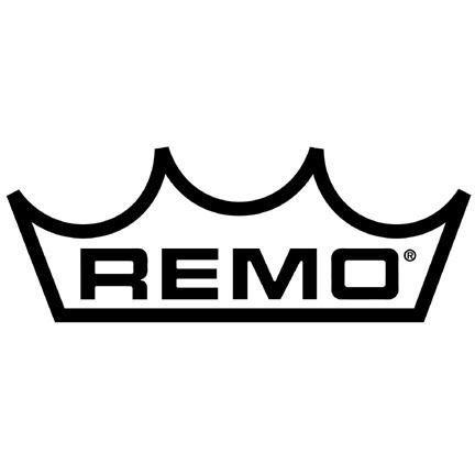 【金聲樂器廣場】REMO EN-0114-BA 14吋 小鼓 噴白鼓皮