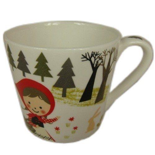 Shinzi Katoh Facile小紅帽/大口徑馬克杯-3(含運價)