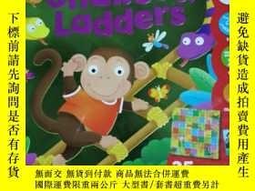 二手書博民逛書店sakes罕見ladders 2-4歲兒童讀物 英文版Y42402