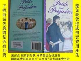 二手書博民逛書店Pride罕見and Prejudice【實物拍圖 自鑑】Y87