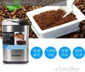 咖啡豆磨豆機 家用小型電動磨豆機研磨機 便攜五谷雜糧粉碎機220v   color shop