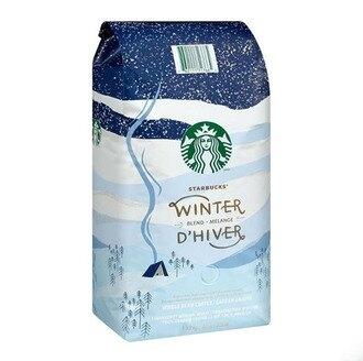 Starbucks 冬季限定咖啡豆 1.13 公斤