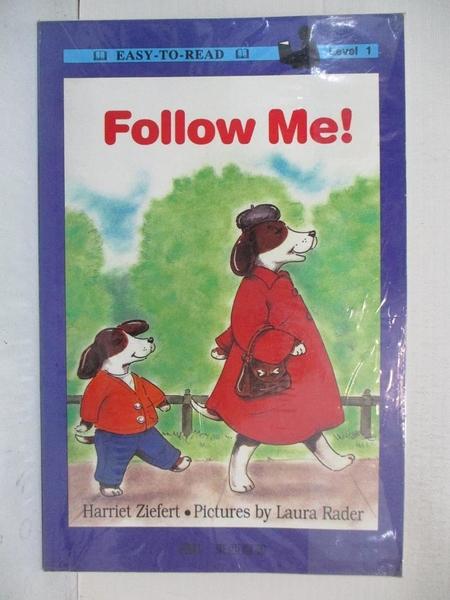【書寶二手書T1/兒童文學_KJ3】跟著我FOLLOW ME!_哈里特 / 勞拉·雷德