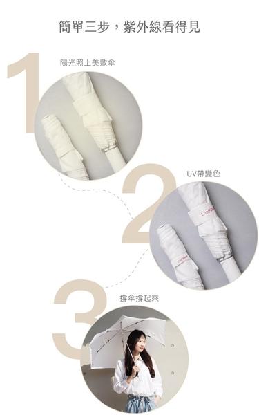 【越曬越白】LightSPA光肌美膚傘-碳纖輕量手開版