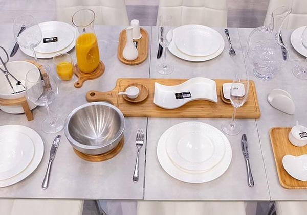 【英國 WILMAX】雙層不鏽鋼保溫保冷碗三件組(16+20+24 cm)