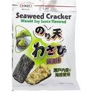 [COSCO代購] C115139 MARUESU WASABI SOY SAUCE FLAVORED 日本芥末醬油海苔天婦羅 240G
