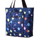 防水袋 大容量折疊購物袋 超市買菜環保布袋子 媽媽旅行手提防水帆布包女【快速出貨八折搶購】