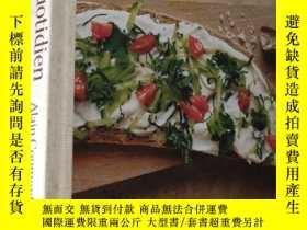 二手書博民逛書店Le罕見Pain Quotidien Cookbook 麪包食譜
