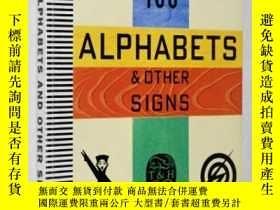 二手書博民逛書店130罕見Alphabets and Other SignsY3