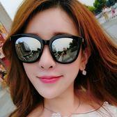 【TT】墨鏡女 明星款眼鏡新款圓形個性太陽鏡女士圓臉韓版男士網紅墨鏡眼鏡
