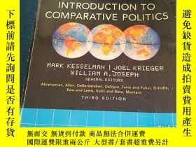 二手書博民逛書店INTRODUCTION罕見TO COMPARATIVE POLITICS [英文原版]Y223356 Fr