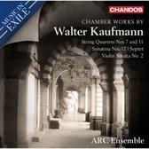 【停看聽音響唱片】【CD】考夫曼:室內樂作品集 ARC室內樂團