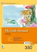 (二手書)小美人魚The Little Mermaid(25K軟皮精裝+1CD)