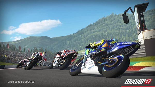 PS4 MotoGP 17 世界摩托車錦標賽 -英文版- 重型機車 Moto GP 2017 Ride 2