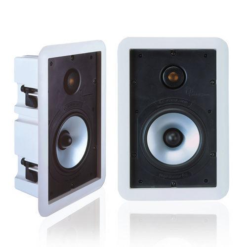 《名展影音》英國 Monitor audio CP-Radius In-Wall 嵌壁式方形喇叭 單支
