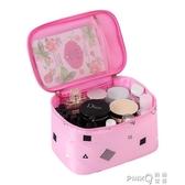 INS網紅化妝包便攜超大容量多功能隨身少女心收納包洗漱袋護膚品  (pink Q 時尚女裝)