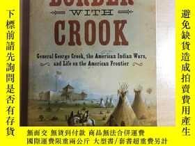 二手書博民逛書店On罕見the Border with CrookY123828